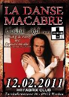 Gothic-Aid e.V. - Gothic-Aid Benefizveranstaltung mit Oswald Henke