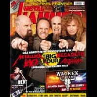 Megadeth, Metallica, Slayer, Anthrax - Megadeth: Metal Hammer Coverstory