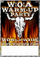 Wacken Open Air - W:O:A 2018 Warm Up Parties