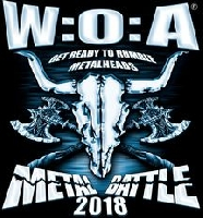 Wacken Open Air, Full Metal Holiday - Metal Battle Gewinner 2018 spielt neben dem W:O:A 2018 auch auf der Full Metal Holiday