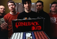 "Comeback Kid - ""Life is not hopeless. You can turn situations around."""
