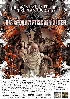 "Die Apokalyptischen Reiter - ""THE GREATEST OF THE BEST"" - EUROPEAN TOUR 2012"