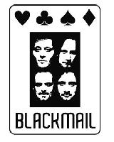 Blackmail - blackmail gehen getrennte Wege