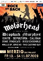 Rock am Bach - Festival - Rock am Bach 2009 - Wir kommen!