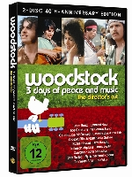 Various Artists - Woodstock: 3 Days of Peace & Music