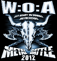 Wacken Open Air - Mattle Battle Finale auf dem Rock Harz 2012