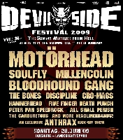 Devil Side Festival - Das Devil Side Festival feiert seine Premiere