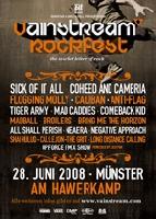 Sick Of It All, Vainstream Rockfest - Vainstream Rockfest 08