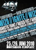 Mach1 Festival - 3 Tage Mach 1 Festival mit  u.a. Hatebreed und Soulfly
