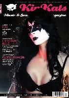 KISS - KISS: Gene-Lookalike auf dem KinKats Magazin Cover