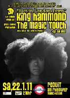 King Hammond, The Magic Touch