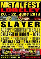 Metalfest Open Air - Neue Bandwelle beim Metalfest Open Air