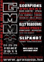 Graspop Metal Meeting - Graspop Festival - Jetzt in die Graspop Metal Town einbuchen