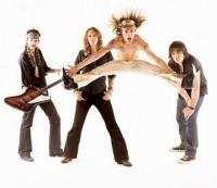 The Darkness - Rock im Jahre 2004