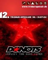 Trebur Open Air - Mit Donots, Blackmail, uvm.