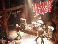 Danko Jones - ab Oktober 2012 mit neuem Album durch Deutschland unterwegs !!