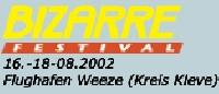 Bizarre-Festival 2002 - Sonntag, der dritte Tag