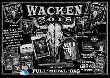 Wacken Open Air - Der Full Metal Bag 2018 [Neuigkeit]
