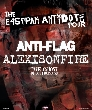 Eastpak Antidote Tour, Anti-Flag, alexisonfire, Four Year Strong, The Ghost of A Thousand - Eastpak Antidote Tour 2009 startet in Berlin [Neuigkeit]
