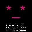 Jennifer Rostock - Tour 2013 [Tourdaten]
