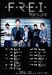 F.R.E.I. - F.R.E.I. gehen auf erste Live-Tour ihrer Karriere [Tourdaten]