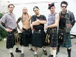 The Real McKenzies - The Real McKenzies on tour [Neuigkeit]