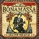 Joe Bonamassa - Live From New York: Beacon Theatre [Cd]