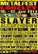 Metalfest Open Air - Metalfest 2013 auf der Loreley - Die Running Order steht [Neuigkeit]