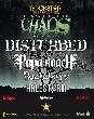 Halestorm, Buckcherry, Papa Roach, Disturbed [Konzertempfehlung]