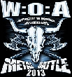 Wacken Open Air - Teilnehmer der deutschen Metal-Battle Halbfinal-Entscheide stehen fest [Neuigkeit]
