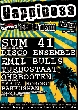 Sum 41, Disco Ensemble, Turbostaat, Emil Bulls - Sum 41 und Disco Ensemble rocken das Happiness-Festival! [Neuigkeit]