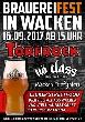 Wacken Open Air - Brauerreifest 2017 in Wacken [Neuigkeit]