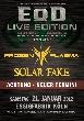 Solar Fake, Frozen Plasma [Konzertempfehlung]