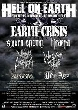 Hell On Earth - Hell on earth Tour feat. Earth Crisis, Sworn Enemy,Neaera uvm. [Tourdaten]