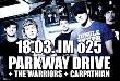 Parkway Drive - Parkway Drive [Tourpraesentation]