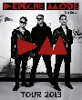 Depeche Mode - Depeche  Mode nach langer Pause 2013 wieder auf Tour [Tourdaten]
