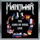 Manowar - The Lord Of Steel Live [Cd]