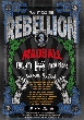 "H2O, Madball, First Blood, Deez Nuts, Devil in Me, Strength Approach - ""MAZINE REBELLION TOUR"" Vol. 3 [Tourdaten]"