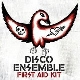 Disco Ensemble - First Aid Kit [Cd]