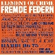 Element of Crime - Fremde Federn [Cd]
