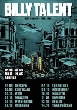Billy Talent - - Dead Silence Tour 2012 - [Tourdaten]