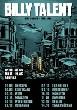 Billy Talent - - Dead Silence Tour 2012 - [Tourdaten]