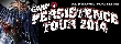Suicidal Tendencies, Terror, Evergreen Terrace, Strife - Persistence Tour 2014 [Tourdaten]