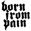 Born From Pain, First Blood, Desolated - Dance With The Devil Tour 2014 [Tourdaten]