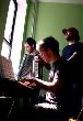 Clap Your Hands Say Yeah - Frage- und Antwortspiel mit Lee Sargent