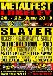 Metalfest Open Air - Neue Bandwelle beim Metalfest Open Air [Neuigkeit]