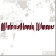 Black Cross - Widows Bloody Widows